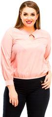 Блузка ELFBERG 5042 54 Пудра (2000000298900) от Rozetka