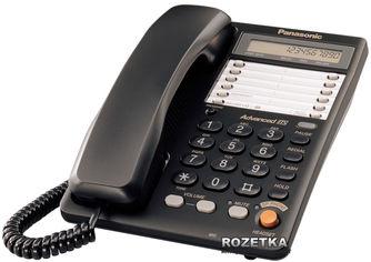 Panasonic KX-TS2365UAB Black от Rozetka