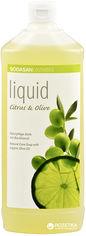 Акция на Органическое жидкое мыло Sodasan Citrus-Olive 1 л (4019886077163) от Rozetka