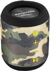 Акция на Акустическая система Promate Bomba Camouflage (bomba.camouflage) от Rozetka
