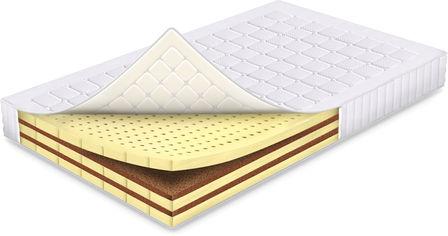 Матрас Sharm SharmClassic Латекс-сендвич 120x200 см (ROZ6205009116) от Rozetka