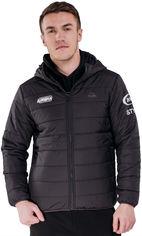 Куртка PEAK F583007-BLA L Черная (6941163035413) от Rozetka