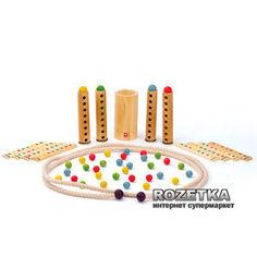"""Деревянная игрушка головоломка с шариками """"Rapido"""" Hape (E8023) от Rozetka"""