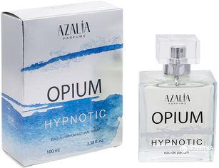Акция на Парфюмированная вода для мужчин Azalia Opium Hypnotic Silver 100 мл (4810353004824) от Rozetka