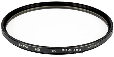Светофильтр Hoya HD UV 82 мм (0024066051080) от Rozetka