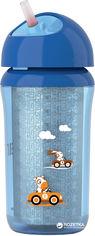 Термочашка Philips AVENT с трубочкой 260 мл 12 мес+ (SCF766/00_blue) от Rozetka