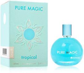 Акция на Парфюмированная вода для женщин Dilis Parfum Pure magic tropical 100 мл (4810212014421) от Rozetka