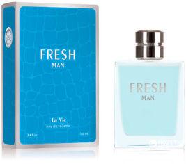 Акция на Туалетная вода для мужчин Dilis Parfum La Vie Fresh 100 мл (4810212009441) от Rozetka