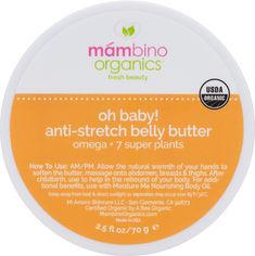 Акция на Масло против растяжек Mambino Organics Oh Baby! 70 г (892201002828) от Rozetka