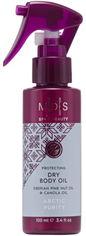 Акция на Масло для тела в спрее Mades Cosmetics Арктическая Чистота легкое сухое масло 100 мл (8714462094973) от Rozetka