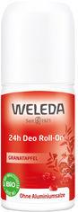 Акция на Дезодорант Weleda Гранат Roll-On 24 часа 50 мл (4001638500203) от Rozetka