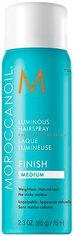 Акция на Лак для сияния волос Moroccanоil Luminous Hairspray Medium Finish средней фиксации 75 мл (7290011521851) от Rozetka