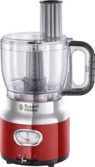 Акция на Кухонный комбайн RUSSELL HOBBS Retro 25180-56 от Rozetka