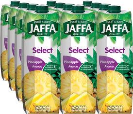 Упаковка нектара Jaffa Ананасовый 0.95 л х 12 шт (4820003684849_4820003680254) от Rozetka