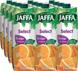 Акция на Упаковка нектара Jaffa Апельсиновый 0.95 л х 12 шт (4820003689721_4820003688465) от Rozetka