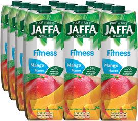 Упаковка нектара Jaffa Манго 0.95 л х 12 шт (4820003684900_4820003685785) от Rozetka