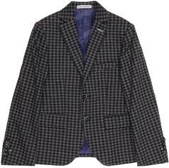 Пиджак Новая форма Oxford TR 10.2 128 см 26 р Серый (2000067074295) от Rozetka