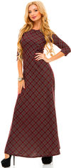 Платье ELFBERG 078 42-44 Бордовое (2000000278537) от Rozetka