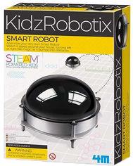 Акция на Набор для конструирования 4M Умный робот (00-03272) (4893156032720) от Rozetka