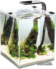 Акция на Аквариумный набор AquaEl Shrimp Set Smart 10 200 мм 10 л Black (5905546191418 / 5905546308557) от Rozetka
