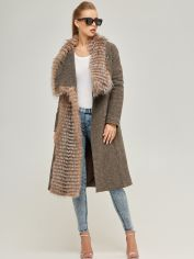 Пальто Mila Nova ПВ-64 44 Капучино (mila2000000014319) от Rozetka