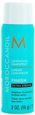 Акция на Лак для волос Moroccanoil Luminous Hairspray Extra Strong Finish Сияющий экстра-сильной фиксации 75 мл (7290015877848) от Rozetka