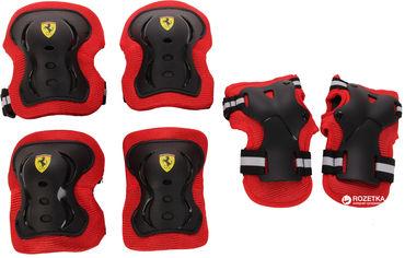 Акция на Защита Ferrari FAP3 3 в 1 размер L Черная (6944994940673) от Rozetka