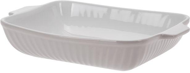 Акция на Форма для выпечки La Cucina прямоугольная 37 x 24 x 7 см Gray (034000100_gray) от Rozetka
