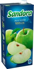 Упаковка сока Sandora Яблочный 2 л х 6 шт (4823063106269) от Rozetka