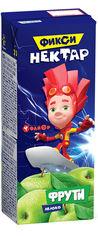 Упаковка сока Фиксики Яблоко нектар 200 мл х 27 шт (4813163002165) от Rozetka