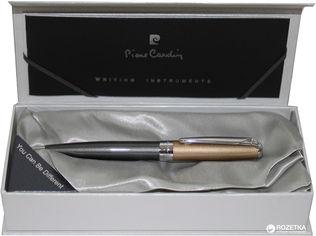 Ручка-роллер Pierre Cardin Royal Черная Темно-серый корпус (PC6306RP) от Rozetka
