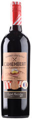 Акция на Вино Gourmet Pere & Fils Syrah Marselan Camembert красное полусухое 0.75 л 13.5% (3263280117838) от Rozetka