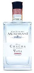 Акция на Водка виноградная Chateau Mukhrani Чача 0.7 л 43% в подарочной упаковке (4860008470177) от Rozetka