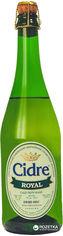 Акция на Упаковка сидра Роял полусухой Яблочный 5-6.9% 0.7 л x 6 бутылок (4820120800344) от Rozetka