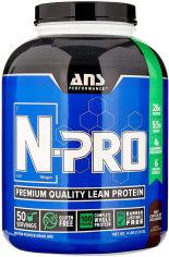 Акция на Протеин ANS Performance N-PRO Premium Protein Молочно-шоколадный декаданс 1.8 кг (483257) от Rozetka
