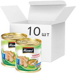 Упаковка мясного пюре Hame Телятина с 7 месяцев 100 г х 10 шт (8595139764852) от Rozetka