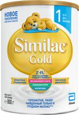 Акция на Сухая молочная смесь Similac Gold 1 800 г (5391523058124) от Rozetka
