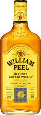 Акция на Виски William Peel Blended Scotch Whisky 0.5 л 40% (3107872006769) от Rozetka