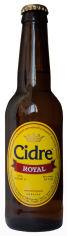 Акция на Упаковка сидра Роял Smile сладкий Груша 5-6.9% 0.33 л x 12 бутылок (4820120800320) от Rozetka