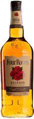 Акция на Бурбон Four Roses 1 л 40% (5000299101209) от Rozetka