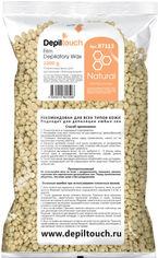 Воск для депиляции пленочный Depiltouch Professional Натуральный в гранулах 1000 г (4630010602596) от Rozetka