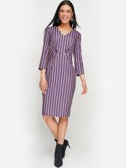 Платье Jhiva 90154613 46 Фиолетовое (2100000537136) от Rozetka