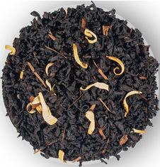 Чай черный листовый с лапачо лепестками цветов и ароматом крем-брюле Чайные шедевры Крем-брюле 500 г (4820198874728) от Rozetka