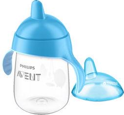 Чашка-непроливайка Philips AVENT 340 мл (SCF755/00_blue) от Rozetka