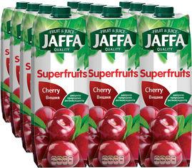 Акция на Упаковка нектара Jaffa Вишнёвый 0.95 л х 12 шт (4820003684955_4820003680278) от Rozetka