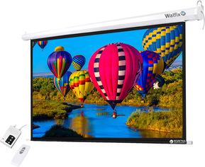 "Walfix TLS-4 моторизированный настенный экран 120"" (4:3) 240х180 см от Rozetka"