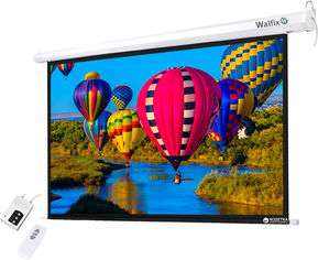 "Walfix TLS-5 моторизированный настенный экран 150"" (4:3) 300х225 см от Rozetka"