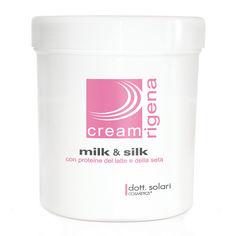 Крем Dott Solari Rigena с протеинами молока и шелка 1000 мл (8004347003504) от Rozetka