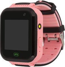 Акция на Смарт-часы Discovery iQ4400iP Hydro Camera LED Light GPS Pink от Rozetka