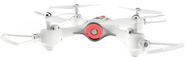 Акция на Квадрокоптер Syma X23 2.4 GHz 21 cм White (X23) (6908681232311) от Rozetka